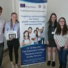 Students Attend Erasmus Conference in Romania